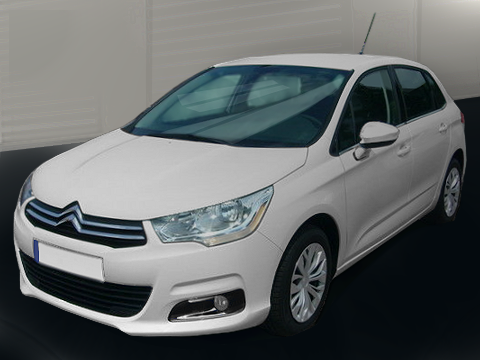 2012 Citroën C4 e-HDI/115 Exclusive (datamanipulert)