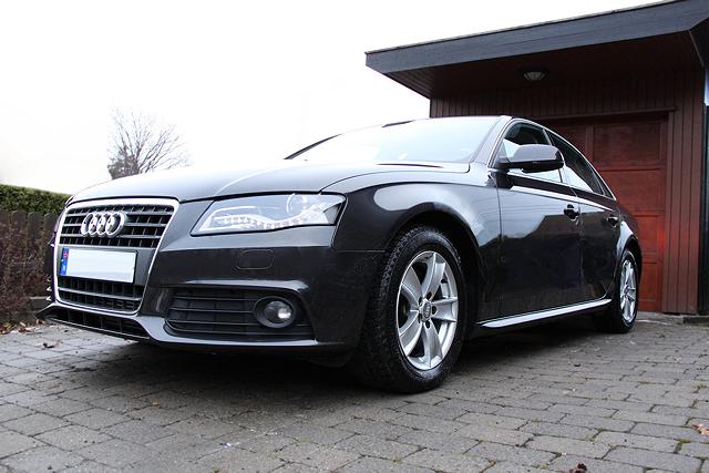 2010 Audi A4 TDI 120 HK (Akershus NO, 2012)