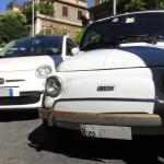 Bli med på en snartur til Roma og se hva man kan finne langs gatene der!