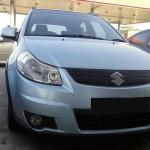 2009 Suzuki SX4.