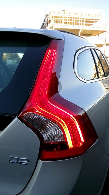 De særegne baklysene er blitt et Volvo-kjennemerke.