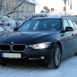 F31 kom til norske bilforhandlere på vårparten 2012