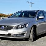 2015 Volvo V60.