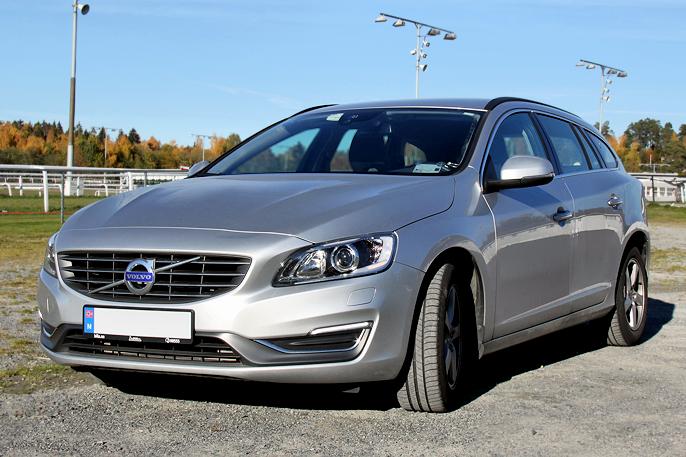 Volvo-fronten gir goodwill i trafikken.