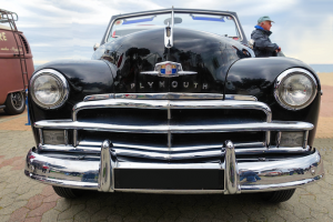 1946-1950 Plymouth Special.