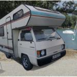 1983 Mitsubishi L300 Camper.