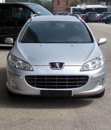 Peugeot 407 1,6 HDI 109 HK krever at partikkelfilter i henhold til service-skjema.