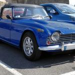 1961-1964 Triumph TR4.