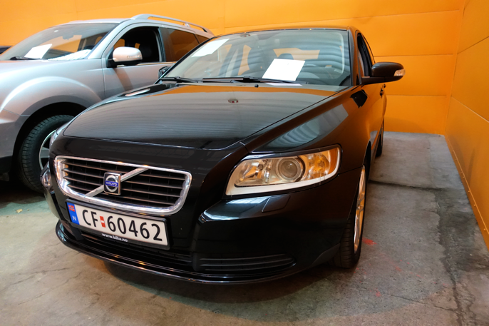 2008 Volvo S40 (med siste facelift) 2.0 D 136 HK.