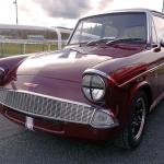 1959-1967 Ford Anglia 105E.