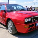 Lancia Delta Integrale.