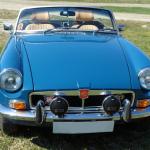 1965-1980 MG MGB.