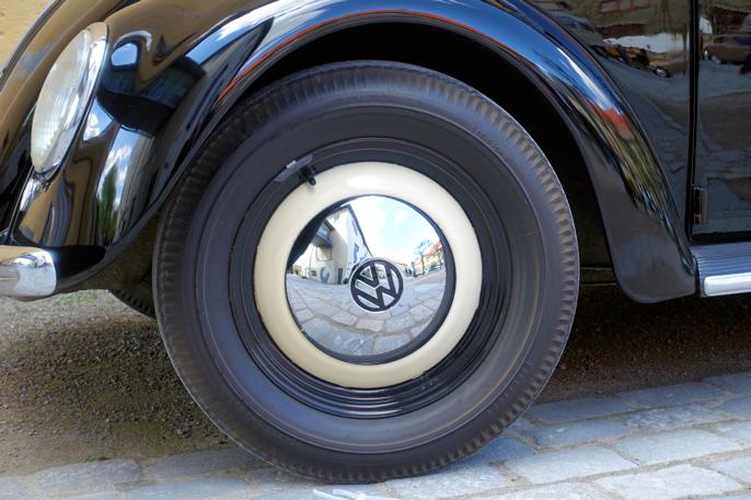 Forteller noe om hvilken fantastisk tilstand denne bilen befinner seg i.