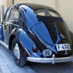 VW delt bakrute