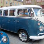 Volkswagen T1 11-vinduers buss.