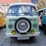 Volkswagen T2 Westfalia.