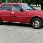 1980 Mitsubishi Galant.