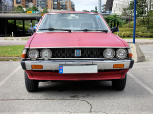 1980 Mitsubishi Galant Sigma.