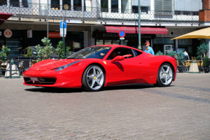 2010-2015 Ferrari 458.