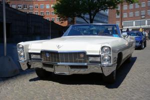 1968 Cadillac DeVille.