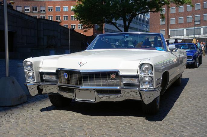 En bil selveste Kong Olav kunne ha eid.