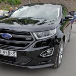 2016 Ford Edge.