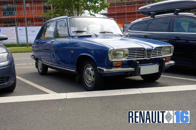 5-dørs kombikupé var ikke uvanlig da Renault 16 ble lansert.