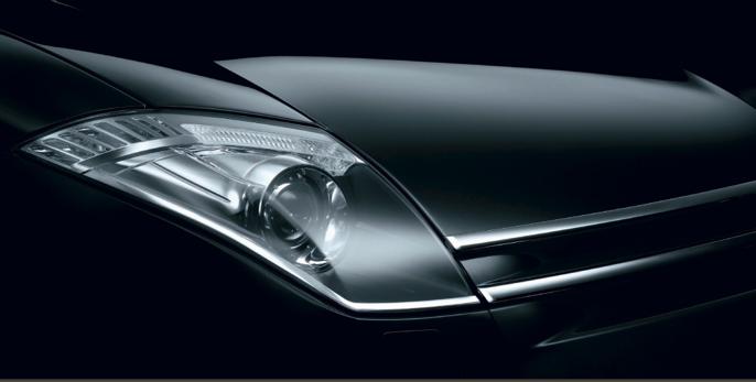 Men C6 er ikke død. En ny C6 er lansert på årets  Beijing Auto Show. Får vi se den som taxi, tro?