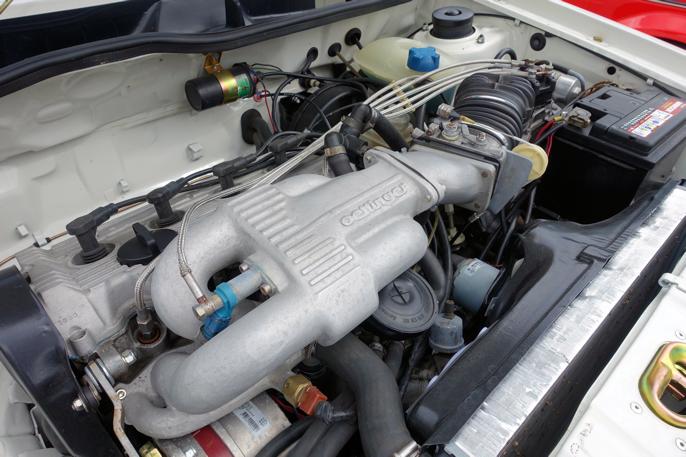 """Ved hjelp av """"Oettinger"""" kunne Volkswagen levere en vassere GTI."""