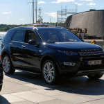 2016 Land Rover Discovery.