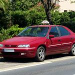 Xantia etter facelift mellom 1998-2001.