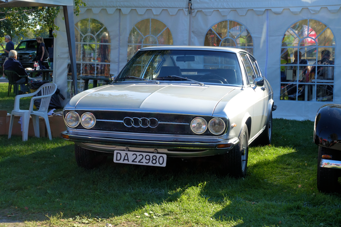 1971 Audi 100 Coupé S (Oslo NO, 2016).