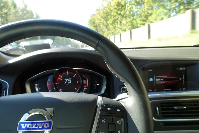 2015 Volvo V60 D2.