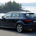2017 Audi A3 e-tron.