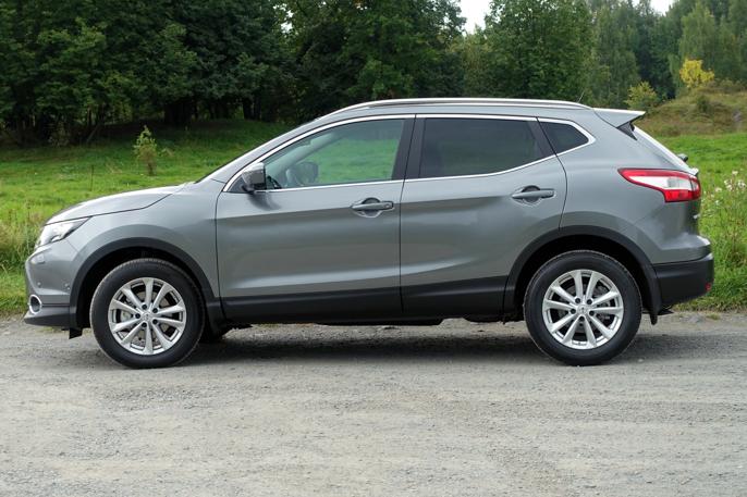 Britisk crossover som i design kan måle seg med landsmenn som Land Rover og Jaguar.