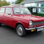 1973 Simca 1100 (Akershus NO, 2016).