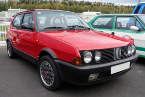 1984 Fiat Ritmo.