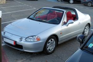1995 Honda CRX (P-O FR, 2016).