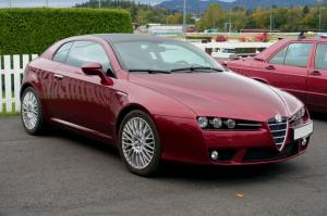 Alfa Romeo Brera.
