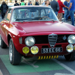 Alfa Romeo GT Junior.