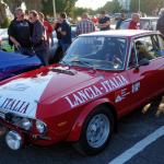 Lancia Fulvia Coupé.