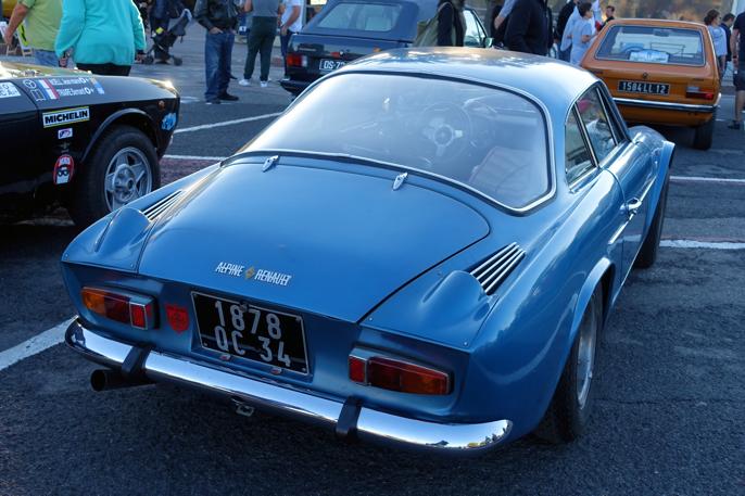 Renault Alpine 110 er en av verdens vakreste sportsbiler gjennom tidene.