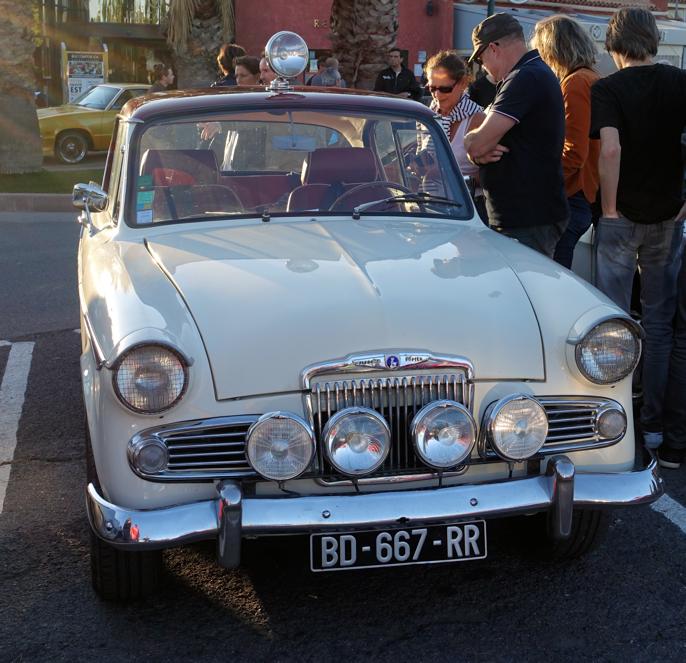 Alle rallyer ved Middelhavet har (eller skulle hatt) med minst en Sunbeam Rapier, gjerne ført av distingverte engelskmenn.