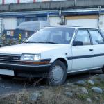 Toyota Carina II (T150).
