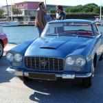 Lancia Flaminia GT Coupé.