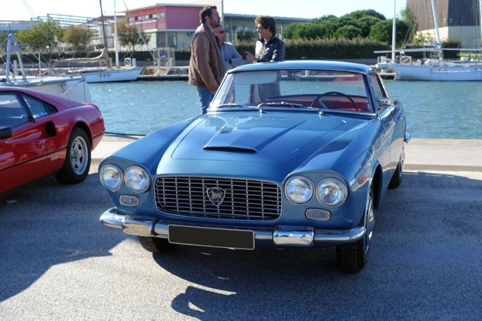 Lancia Flaminia GT Coupé ble produsert mellom 1959-65, alle motorisert med V6-ere.