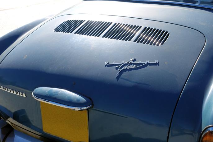 Det er mulig å skaffe seg en brukbar Karmann Ghia uten å ruinere seg.