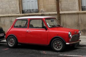 1970 Mini Innocenti