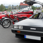 Cars and Coffee på Øvrevoll