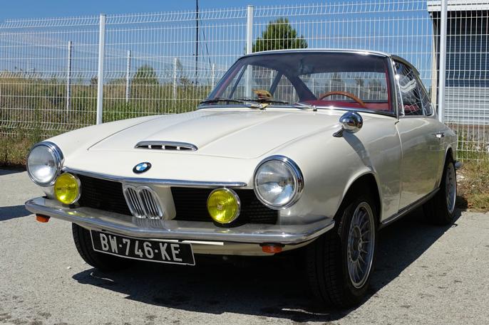 BMW 1600 GT Coupé
